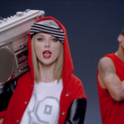 "Screencap from Taylor Swift's ""Shake It Off"" video"