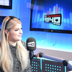 Meghan Trainor Big Top 40
