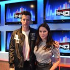 Mark Ronson and Kat Shoob
