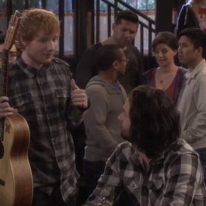 Ed Sheeran Undateable