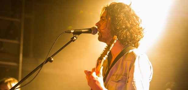 Hozier live for XFM 2015