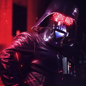 Funk Awakens Darth Punk