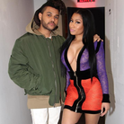 The Weeknd Nicki Minaj