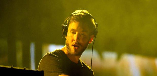 Calvin Harris iHeart Radio