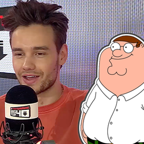 Liam Payne Family Guy